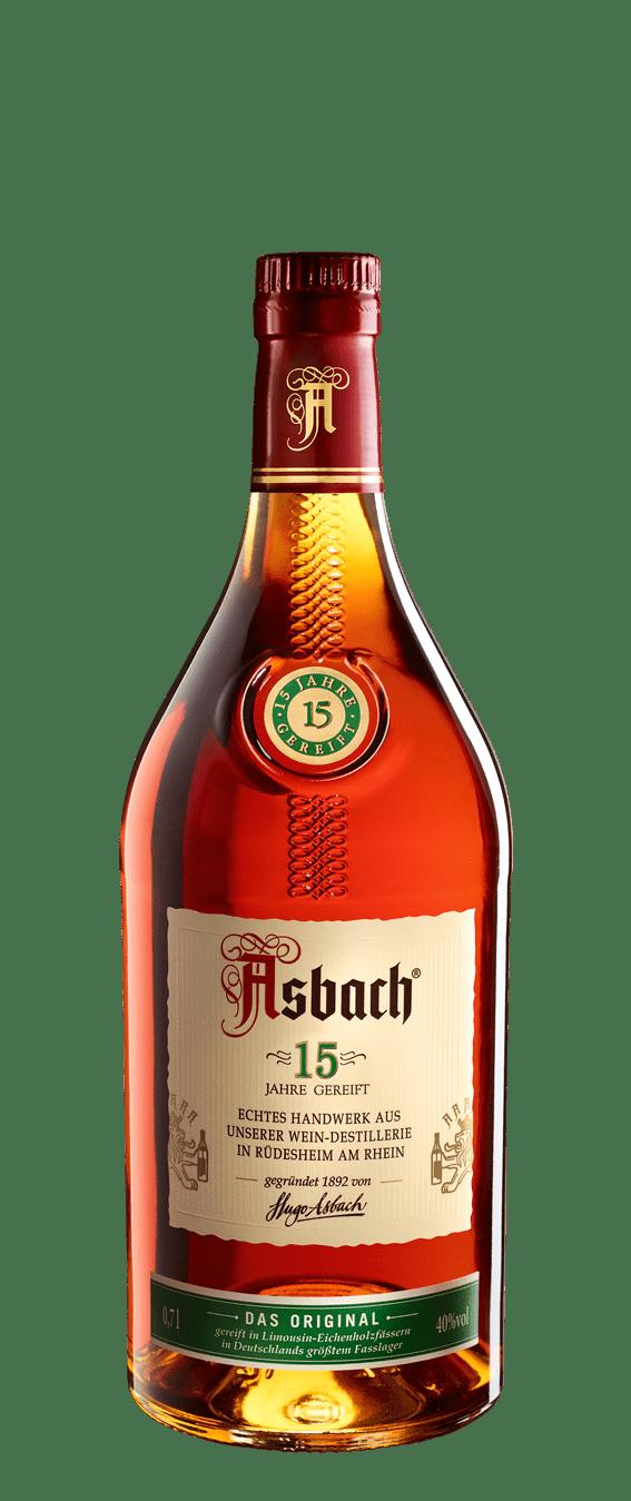 Asbach 15 Jahre