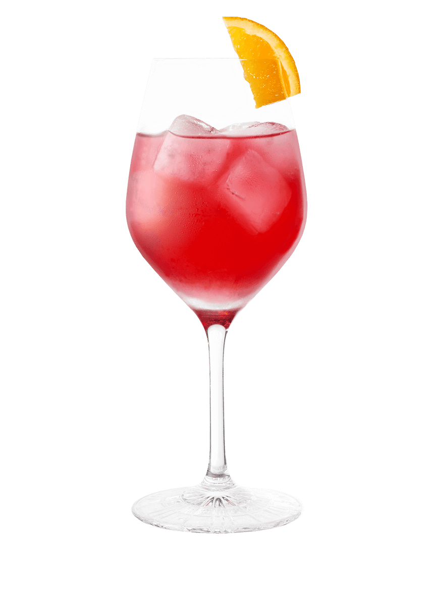 ASBACH ROSÉ GINGER ALE