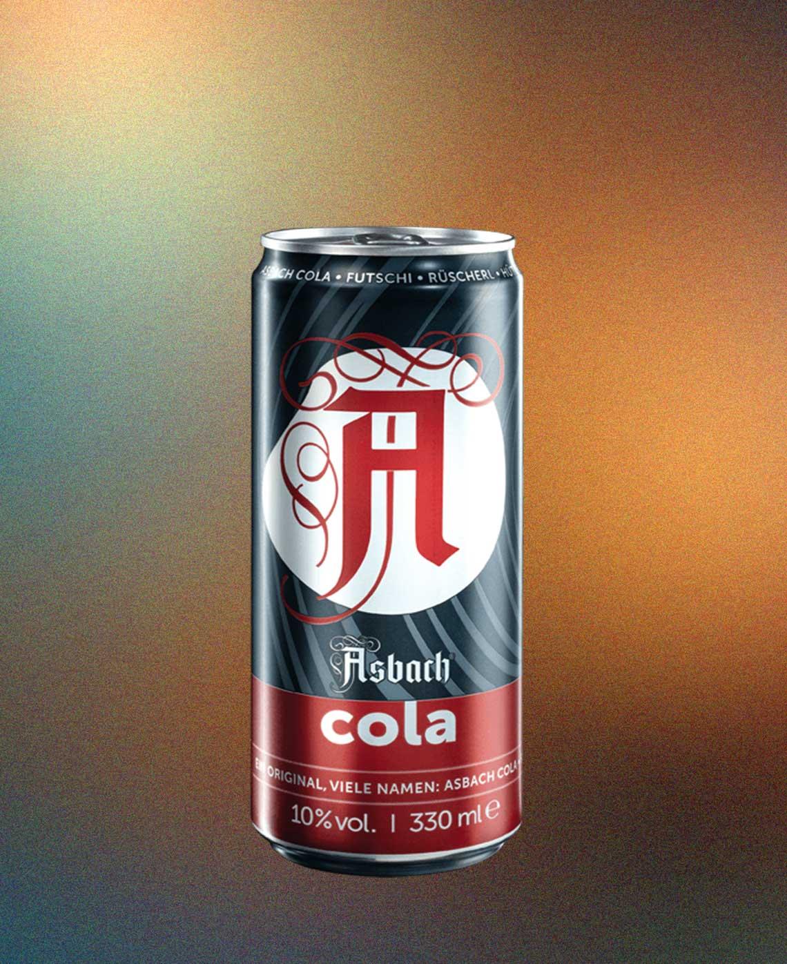 Asbach Cola
